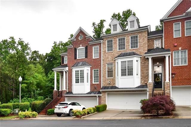 1203 Comet View Trail SE #1, Smyrna, GA 30082 (MLS #6723003) :: Kennesaw Life Real Estate