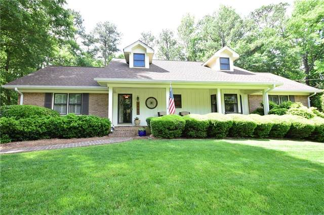 3089 Ladovie Place NE, Atlanta, GA 30345 (MLS #6723100) :: Path & Post Real Estate