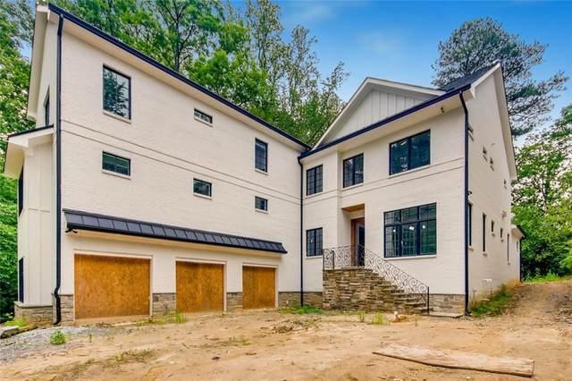 1875 Windemere Drive NE, Atlanta, GA 30324 (MLS #6723148) :: Dillard and Company Realty Group