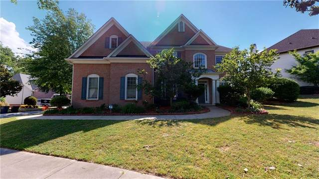 1097 Carroll Court, Norcross, GA 30071 (MLS #6723212) :: North Atlanta Home Team