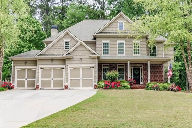 3306 Kenyon Creek Drive NW, Kennesaw, GA 30152 (MLS #6723311) :: RE/MAX Prestige
