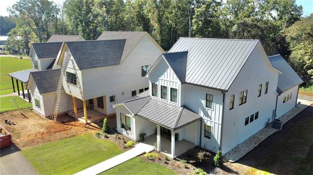 805 Hays Mill Road  Villa 10, Carrollton, GA 30117 (MLS #6723583) :: Path & Post Real Estate
