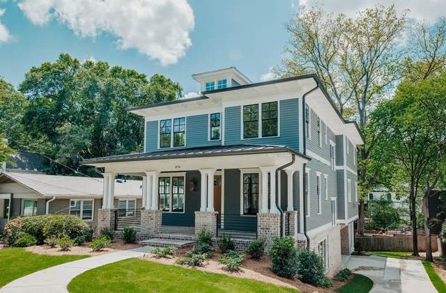 876 Barnett Street NE, Atlanta, GA 30306 (MLS #6723653) :: North Atlanta Home Team
