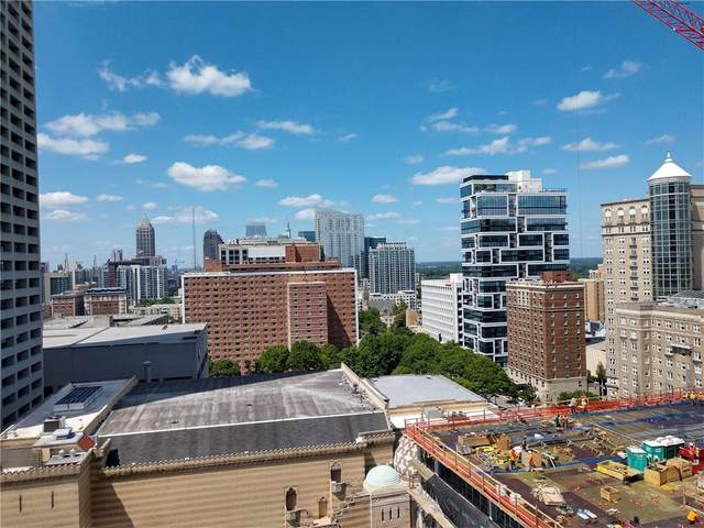 620 Peachtree Street NE #2013, Atlanta, GA 30308 (MLS #6723713) :: The Zac Team @ RE/MAX Metro Atlanta