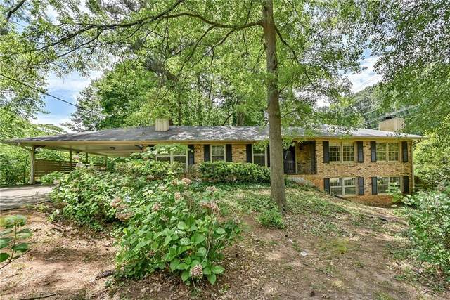 342 Sequoia Drive NE, Marietta, GA 30060 (MLS #6723777) :: Thomas Ramon Realty