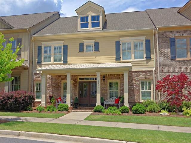 1520 Parkside Drive, Milton, GA 30004 (MLS #6723784) :: North Atlanta Home Team