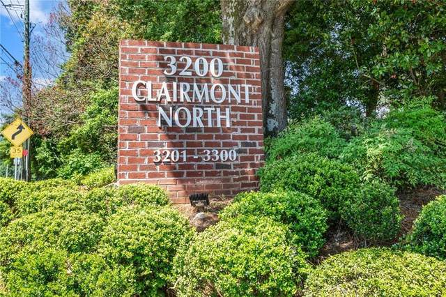 3201 Clairmont North NE, Brookhaven, GA 30329 (MLS #6724012) :: Charlie Ballard Real Estate