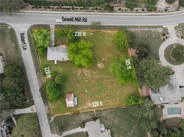 2836 Sewell Mill Road, Marietta, GA 30062 (MLS #6724022) :: The Heyl Group at Keller Williams