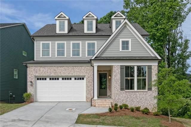 230 Fieldbrook Crossing, Holly Springs, GA 30115 (MLS #6724160) :: BHGRE Metro Brokers