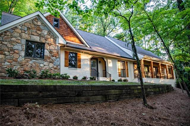 2623 Silver Lace Court NE, Atlanta, GA 30345 (MLS #6724166) :: RE/MAX Paramount Properties