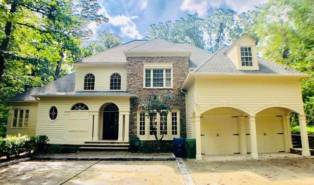 1296 W Wesley Road NW, Atlanta, GA 30327 (MLS #6724458) :: Path & Post Real Estate
