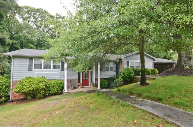 818 Piedmont Road, Gainesville, GA 30501 (MLS #6725034) :: Rock River Realty
