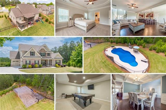 1361 Silver Thorne Court, Loganville, GA 30052 (MLS #6725106) :: The Heyl Group at Keller Williams