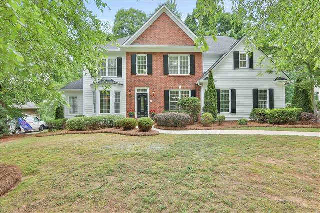 5390 Legacy Trail, Douglasville, GA 30135 (MLS #6725155) :: The Realty Queen & Team