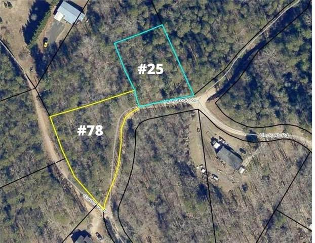 0 Hollybrook Road, Dahlonega, GA 30533 (MLS #6725241) :: The Heyl Group at Keller Williams