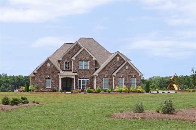 345 Old Farm Road, Fayetteville, GA 30215 (MLS #6725270) :: North Atlanta Home Team