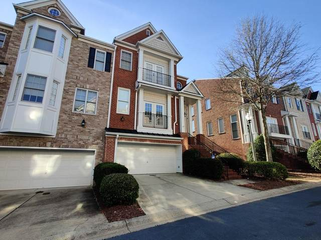 207 Creekway Crossing SE, Smyrna, GA 30082 (MLS #6725616) :: Kennesaw Life Real Estate