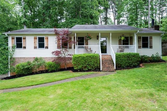 3172 Bluff Road, Marietta, GA 30062 (MLS #6725636) :: North Atlanta Home Team