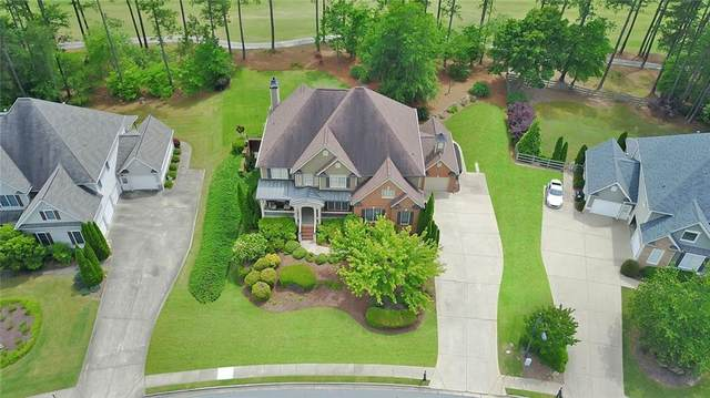 57 Oakwind Point, Acworth, GA 30101 (MLS #6725683) :: The Butler/Swayne Team