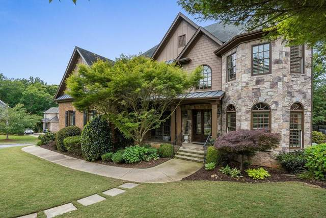 4027 Chapel Grove Drive, Marietta, GA 30062 (MLS #6725732) :: North Atlanta Home Team