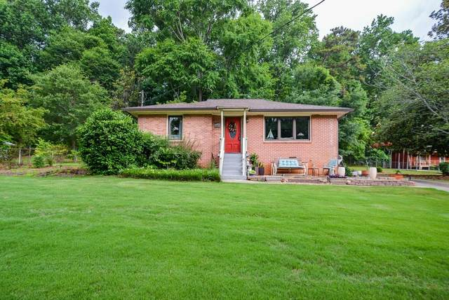 861 Daniell Drive SE, Smyrna, GA 30080 (MLS #6725875) :: Charlie Ballard Real Estate