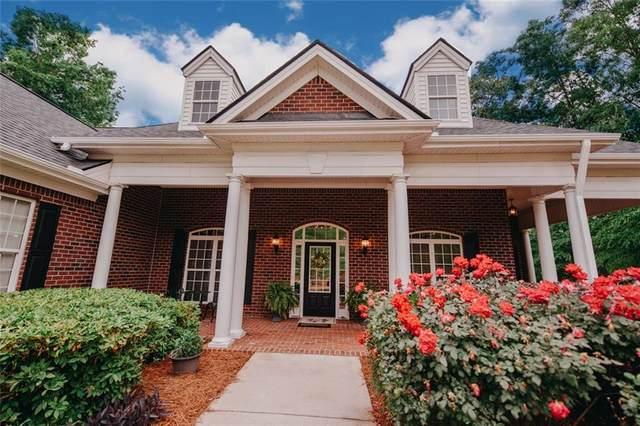 4490 Highland Gate Parkway, Gainesville, GA 30506 (MLS #6725930) :: The Heyl Group at Keller Williams