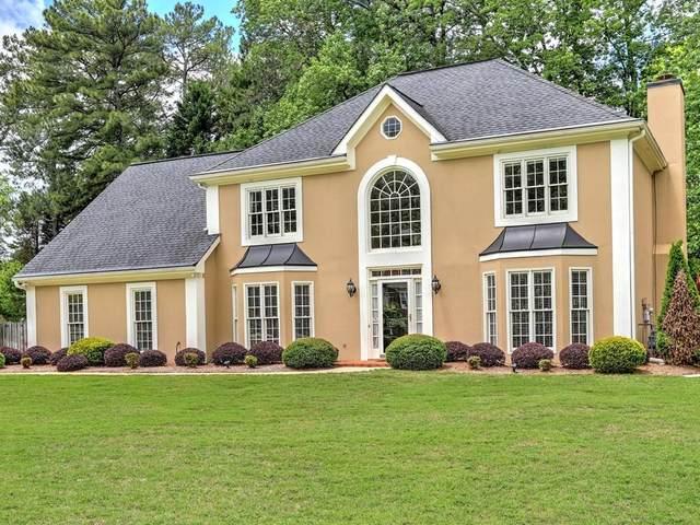 3663 Cherbourg Way, Marietta, GA 30062 (MLS #6725978) :: North Atlanta Home Team
