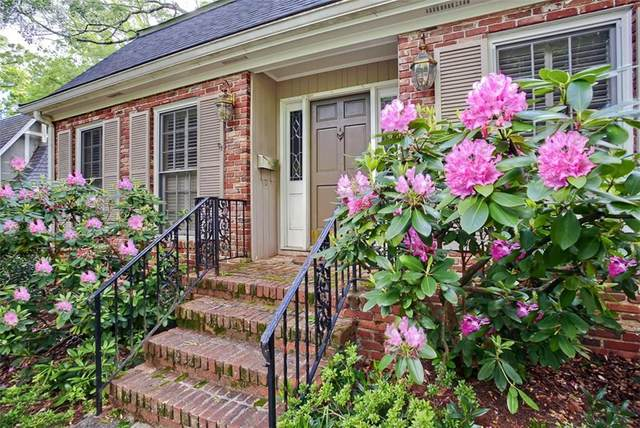 21 Exeter Road, Avondale Estates, GA 30002 (MLS #6726116) :: The Zac Team @ RE/MAX Metro Atlanta