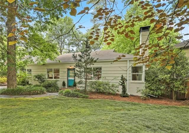 112 Chelsea Drive, Decatur, GA 30030 (MLS #6726134) :: North Atlanta Home Team