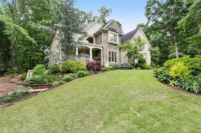1541 Valley Reserve Court NW, Kennesaw, GA 30152 (MLS #6726136) :: The Hinsons - Mike Hinson & Harriet Hinson
