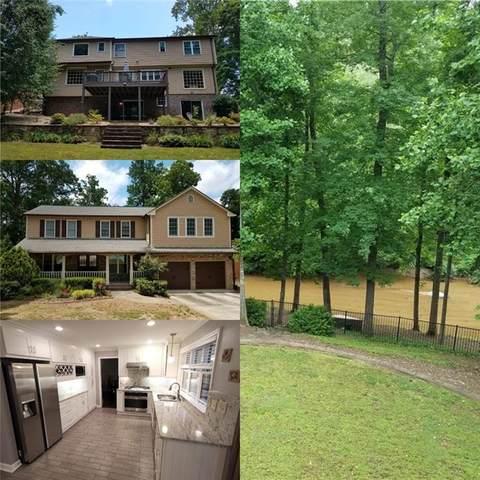 431 Ridgewater Drive, Marietta, GA 30068 (MLS #6726151) :: RE/MAX Prestige
