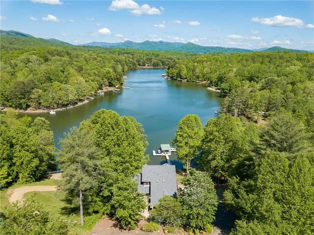 71 Ran Mar Vista, Blairsville, GA 30512 (MLS #6726241) :: Path & Post Real Estate