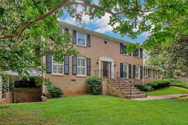 5149 Lakesprings Drive, Dunwoody, GA 30338 (MLS #6726425) :: North Atlanta Home Team