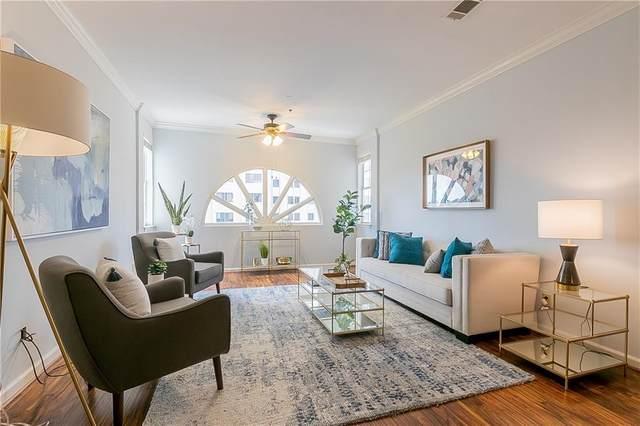 2499 Peachtree Road #706, Atlanta, GA 30305 (MLS #6726484) :: Tonda Booker Real Estate Sales