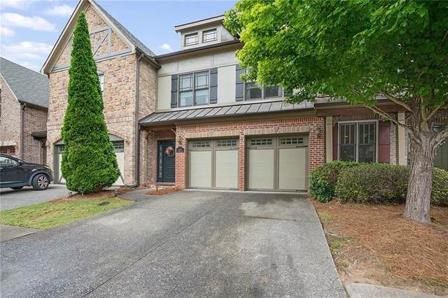 1640 Township Circle, Alpharetta, GA 30004 (MLS #6726488) :: Charlie Ballard Real Estate