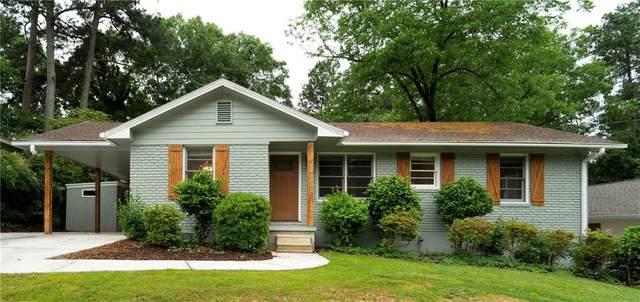 1875 Fairway Circle NE, Brookhaven, GA 30319 (MLS #6726536) :: RE/MAX Paramount Properties