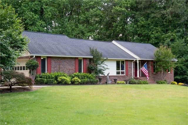 3467 Samantha Drive, Buford, GA 30519 (MLS #6726862) :: Charlie Ballard Real Estate