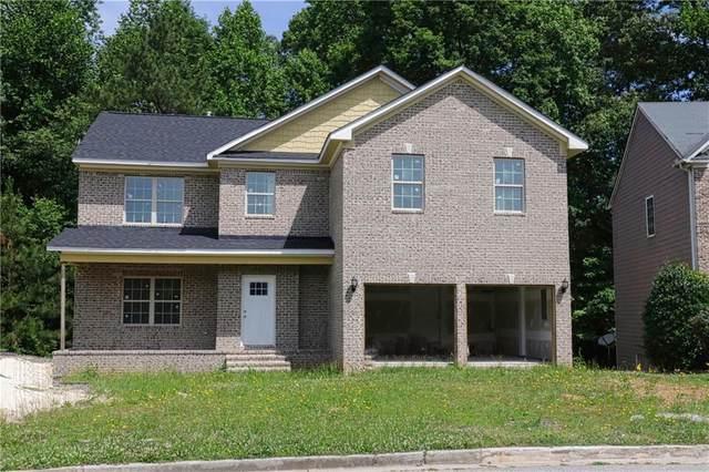 4605 Creekside Cove, College Park, GA 30349 (MLS #6726966) :: Good Living Real Estate