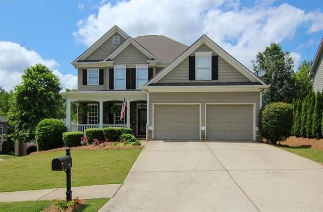 501 Millside Trail, Canton, GA 30114 (MLS #6727017) :: Thomas Ramon Realty