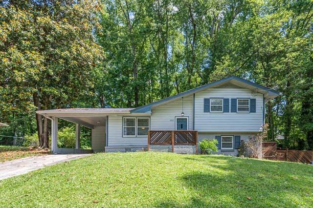 2865 Jerome Road, College Park, GA 30349 (MLS #6727038) :: Good Living Real Estate
