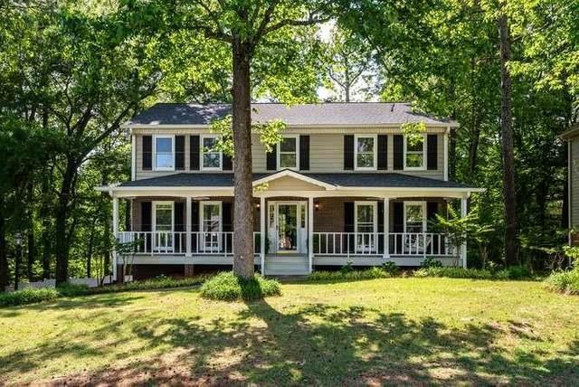 1706 Winston Court, Woodstock, GA 30189 (MLS #6727155) :: BHGRE Metro Brokers