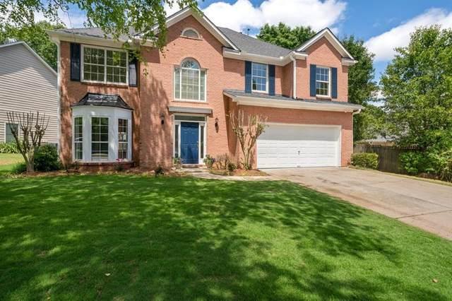 11005 Pinewalk Forest Circle, Alpharetta, GA 30022 (MLS #6727344) :: Charlie Ballard Real Estate