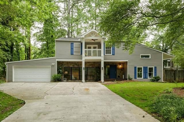 3122 Wicks Lake Drive, Marietta, GA 30062 (MLS #6727366) :: KELLY+CO