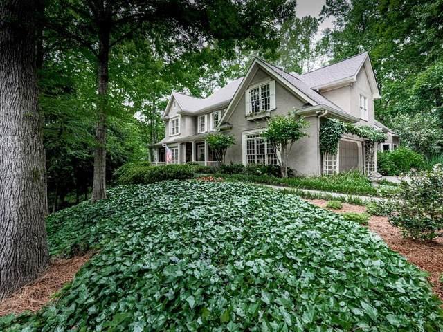5363 Thornapple Lane NW, Acworth, GA 30101 (MLS #6727541) :: North Atlanta Home Team