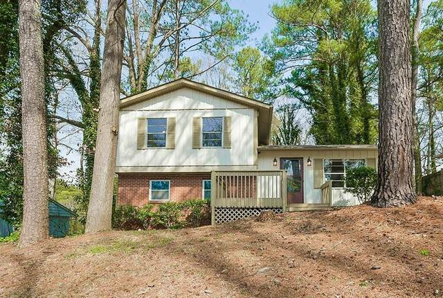 2836 Battle Forrest Drive, Decatur, GA 30034 (MLS #6727578) :: RE/MAX Paramount Properties