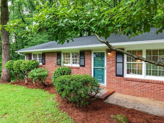 3271 E Castle Court, Decatur, GA 30033 (MLS #6727598) :: The Zac Team @ RE/MAX Metro Atlanta