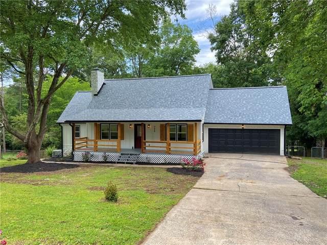 388 Oakridge Drive SE, Cartersville, GA 30121 (MLS #6727625) :: KELLY+CO