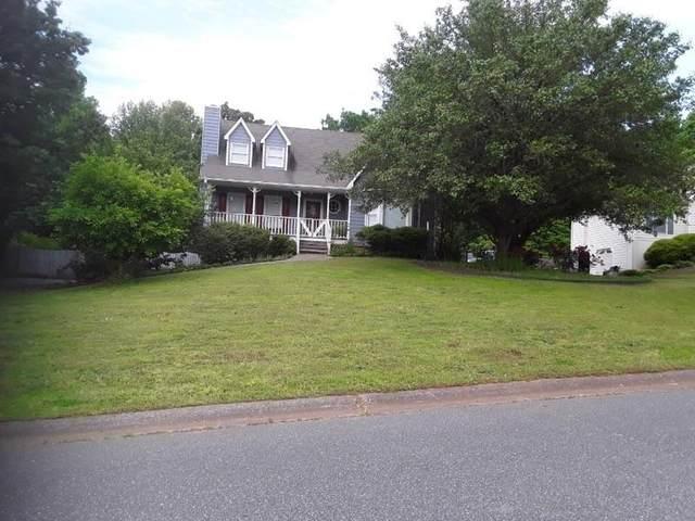 23 Westgate Drive, Cartersville, GA 30120 (MLS #6727664) :: KELLY+CO