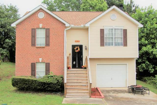 3387 River Run Trail, Decatur, GA 30034 (MLS #6727837) :: Thomas Ramon Realty