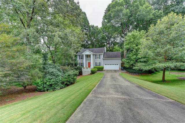 3663 Wassaw Lane, Berkeley Lake, GA 30096 (MLS #6728085) :: The Heyl Group at Keller Williams